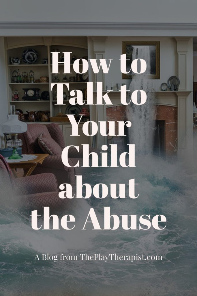 how to talk about abuse