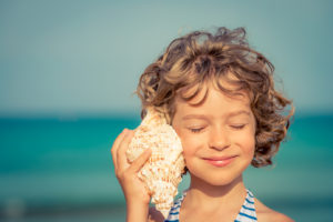 Using Seashells in Play Therapy